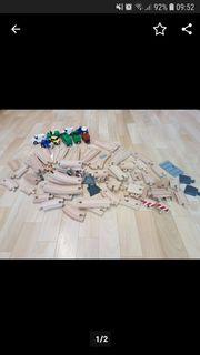Holzchienen passend zu Brio