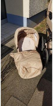 Knorr-baby Classico Klassischer Kombikinderwagen