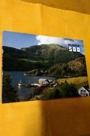 Puzzle Motiv Ausefjord 500 Teile