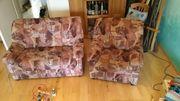 2 Sofas Sessel für zwei