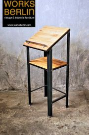 Industrial Stehpulte Empfangspult - Gastro Office -