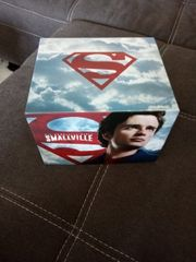 smallville DVD komplett box