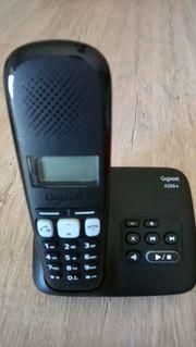 Mobiles Festnetztelefon mit Anrufbeantworter