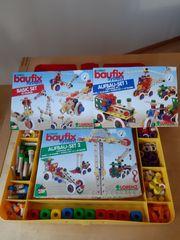 Lorenz Baufix 3 Originalpackungen mit