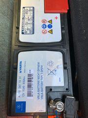 Varta Auto Batterie original Mercedes