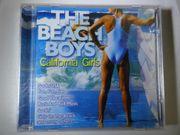 CD Beach Boys California Girls
