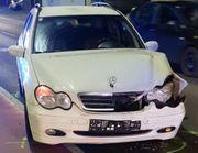 Unfallfahrzeug Mercedes C 200 diesel