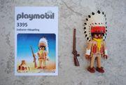 Playmobil Indianer-Häuptling 3395