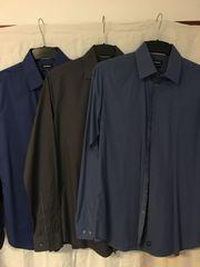 Herrenhemden Gr 40 Strellson-Qualitätshemden