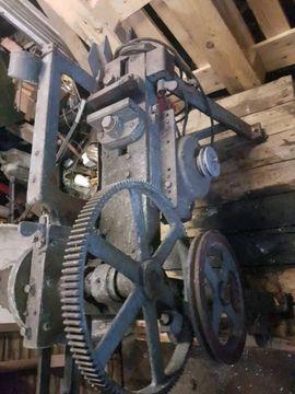 Bild 4 - Bügelsäge Metallsäge Werkzeuge Werkstatt Standmotor - Neuwied Hüllenberg