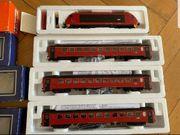 Roco Lima H0 NSB Personenzug