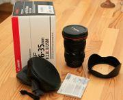 Canon EF 16-35mm f 2
