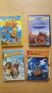 4 tolle DVD s ab