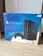 PlayStation 4 pro TB