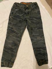 Coole Jeans Camouflage Größe 98