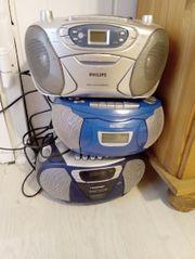 CD Player zu verschenken auch