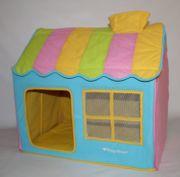 Hundehütte Hundehaus House Design gelb