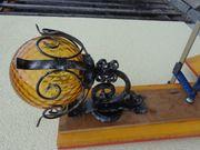 Rustikale - Nostalgische - Wandleuchte - Kugellampe