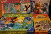 4 Spiele und 2 Puzzle
