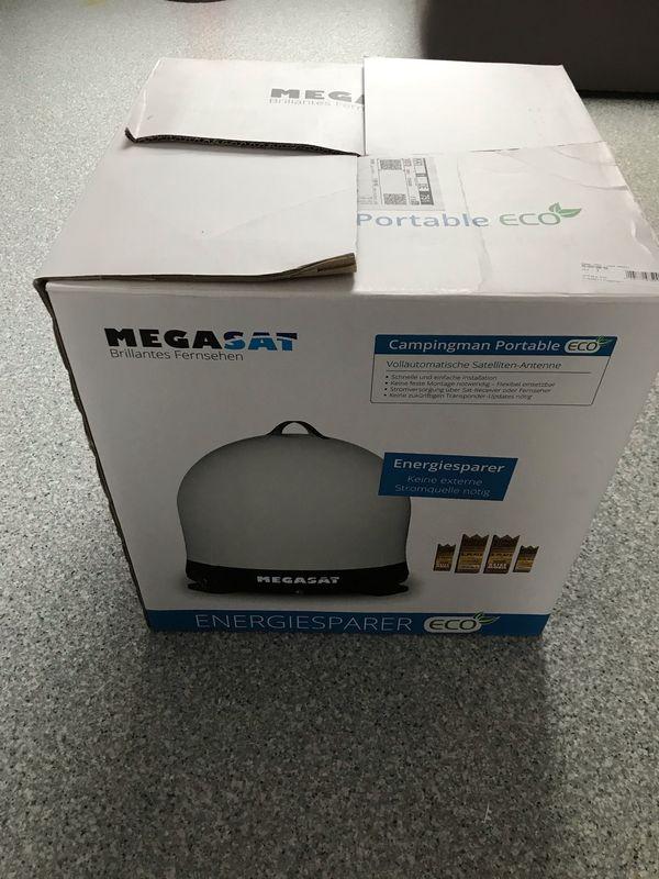 Megasat Campingman Portable Mega SAT