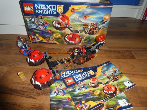 Lego Noxo Knights 70316 - Leimen - Wie abgebildet. NR Haushalt. Nur Selbstabholung. - Leimen