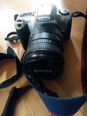 Canon EOS 300 analog mit