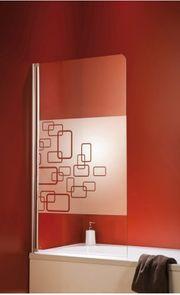 Badewannen Glastrennwand Duschwand Badewannenaufsatz zum