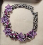 Halskette -Fiori di ciliegio- NEU