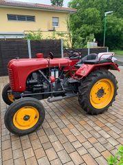 Steyr Diesel Traktor T 84