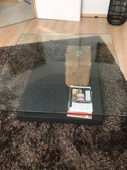 Wohnzimmertisch Glastisch modern