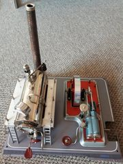Wilesco Dampfmaschine D 20 Original