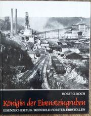 Königin der Eisensteingruben Eisenzecher Zug
