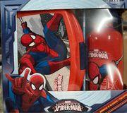 Spiderman Brotdose mit Flasche NEU