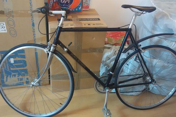 RALEIGH Speedbike black silver - wie