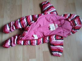 Babykleidung/ -schuhe - Schneeanzug von Fixoni Größe 56