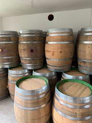 Weinfass Holzfass Eichenholzfass 225l Fass