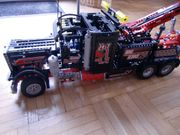 Lego Technik 8285 Großer schwarzer