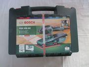 Bosch Schwingschleifer PSS250AE mit Koffer