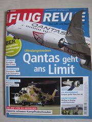 NEU ungelesen Zeitschrift FLUGREVUE 02
