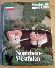 4er Buchpaket NRW Land Meer