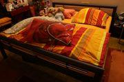 Metallbett Ehebett Bett 180 200