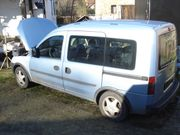 OPEL COMBO CNG - Erdgas ohne