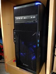 Gamer PC - Intel Core 13-8100