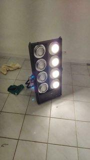 Showtec PAR36-8 Blinder DMX