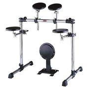 Neues Übungs Drumset mit Zubehör