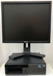 DELL Mini-PC 19 Zoll Monitor