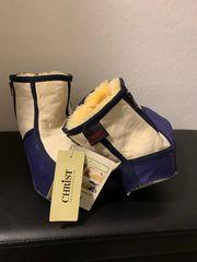 Christ Lammfell Schuhe Größe 42-44