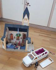 Playmobil Kirche mit Sound plus