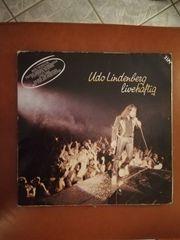 Udo Lindenberg Livehaftig Vinyl 2