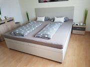 hochwertiges Split Wasserbett 200x220cm neuwertig